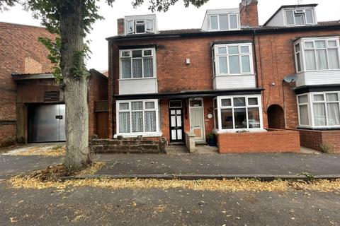 4 bedroom end of terrace house to rent - Sandhurst Road, Moseley