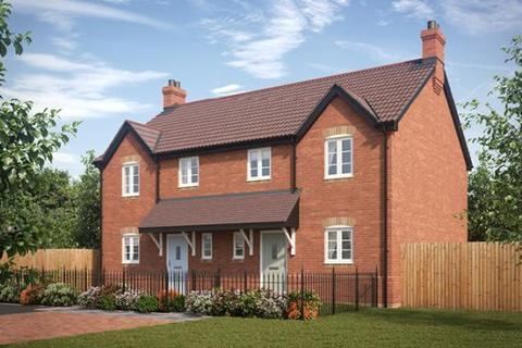 3 bedroom semi-detached house for sale - Plot 143, The Franklin at Kings Manor, Hoplands Road, Coningsby LN4
