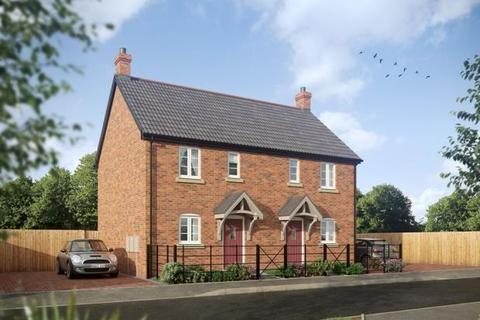 2 bedroom semi-detached house for sale - Plot 60, The Nook at Kings Manor, Kings Manor Hoplands Road LN4