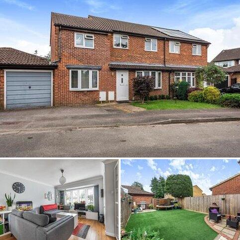 4 bedroom semi-detached house for sale - Bicester,  Oxfordshire,  Cul-de-sac location,  OX26