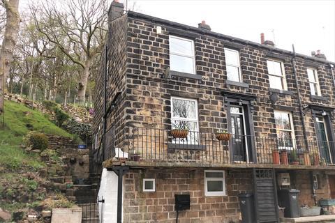 2 bedroom end of terrace house for sale - Victoria Buildings, Cragg Vale, Hebden Bridge, HX7 5TJ