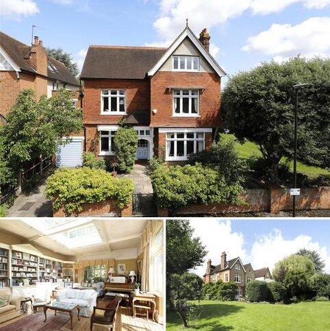 6 bedroom detached house for sale - Ridgway Gardens, Wimbledon, London, SW19