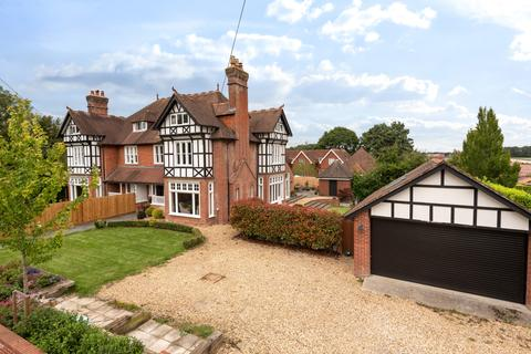 5 bedroom semi-detached house for sale - Park Road, Winchester, Hampshire, SO22