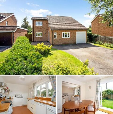 4 bedroom detached house for sale - Beech Close, Winchester, Hampshire, SO22