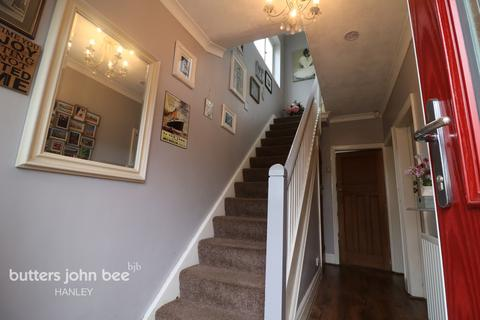 3 bedroom semi-detached house for sale - Gordon Avenue, Sneyd Green, ST6 2LY