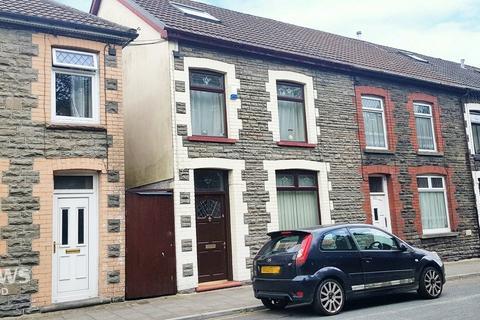 4 bedroom end of terrace house for sale - Llanover Road, Pontypridd
