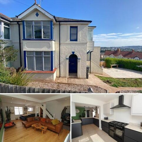 3 bedroom semi-detached house for sale - Burridge Road, Chelston, Torquay