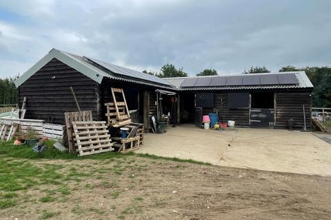 Equestrian property for sale - Land & Stables Warren Lane, Hartlip, Sittingbourne, Kent
