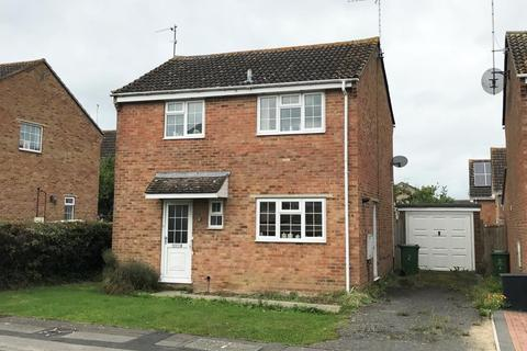3 bedroom detached house for sale - 2 Selby Crescent, Freshbrook, Swindon, Wiltshire