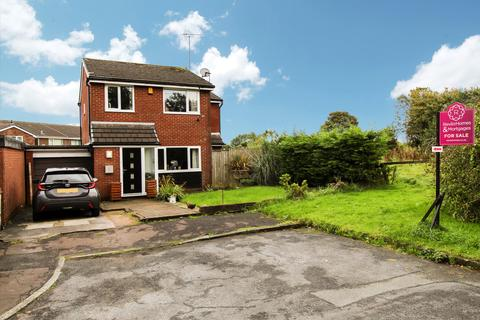 4 bedroom detached house for sale - Stonehill Road, Rooley Moor, Rochdale
