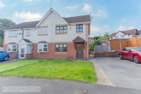 3 bedroom semi-detached house for sale - Aspell Close, Archer Park Chase, Middleton, Manchester, M24