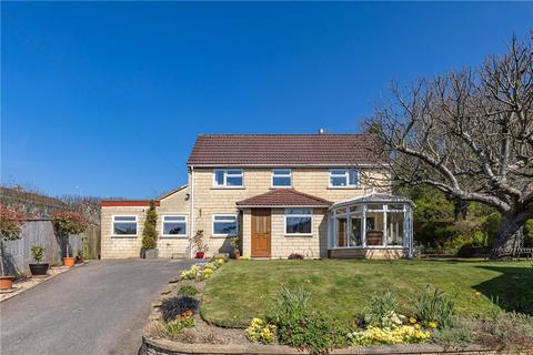 4 bedroom detached house for sale - Box Road, Bath, BA1