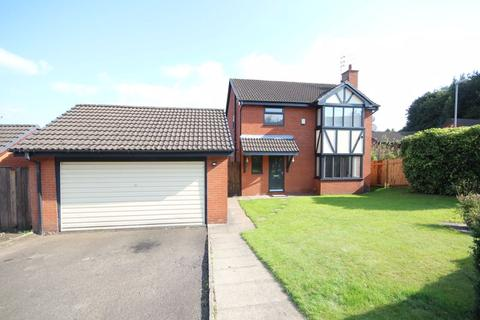 4 bedroom detached house for sale - BARATHEA CLOSE, Marland, Rochdale OL11 3LY