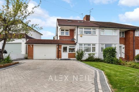 4 bedroom semi-detached house for sale - Domonic Drive, New Eltham SE9