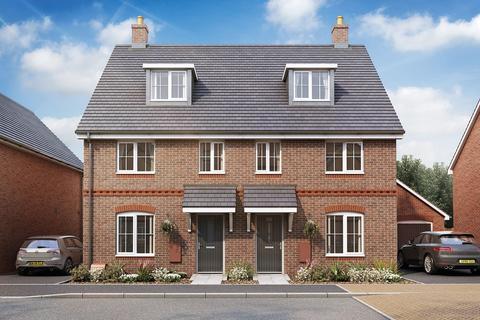 4 bedroom terraced house for sale - The Elliston - Plot 10 at Bearroc Park Phase 2, Durrants Lane HP4