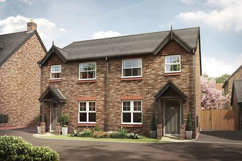 3 bedroom semi-detached house for sale - The Gosford - Plot 56 at Heathfield Farm, Heathfield Farm, Dean Row Road SK9