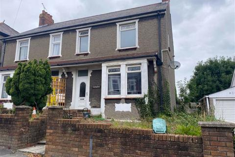 3 bedroom semi-detached house for sale - Barry Road, Barry