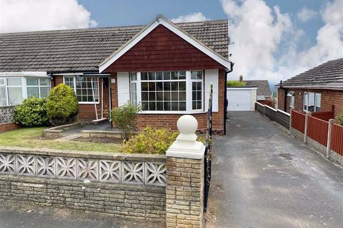 2 bedroom semi-detached bungalow for sale - Hollies Drive, Meir Heath, Stoke-on-Trent