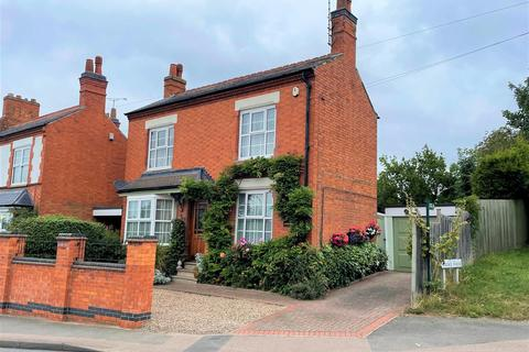 3 bedroom detached house for sale - Stamford Street, Glenfield, Leicester