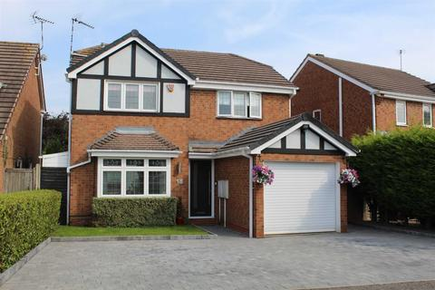 4 bedroom detached house for sale - Sword Close, Glenfield, Leicester