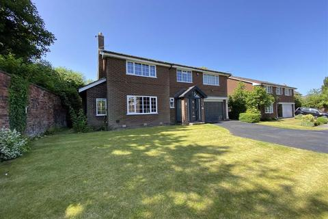 4 bedroom detached house for sale - Carlton Court, Hale, Altrincham