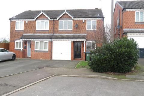 3 bedroom semi-detached house to rent - Mistletoe Drive, Tamebridge, Walsall, WS5 4SW