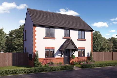 3 bedroom detached house for sale - Plot 64, The Japonica Alt at Grey Gables Farm, Brindle Road, Bamber Bridge PR5