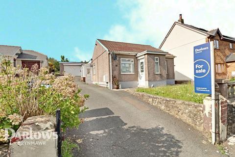 2 bedroom detached bungalow for sale - Nant-Y-Croft, Ebbw Vale