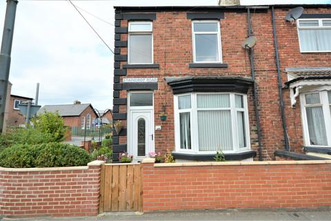 3 bedroom end of terrace house for sale - Staindrop Road, West Auckland, Bishop Auckland, Durham