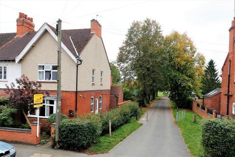 3 bedroom end of terrace house for sale - Avenue Road, Ashby-de-la-Zouch, Leicestershire