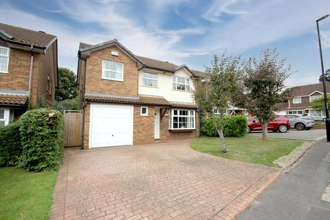 4 bedroom detached house for sale - Grizebeck Drive, Allesley Green, Coventry