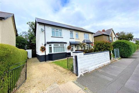 3 bedroom semi-detached house for sale - Caerwent Road Ely Cardiff CF5 4QD