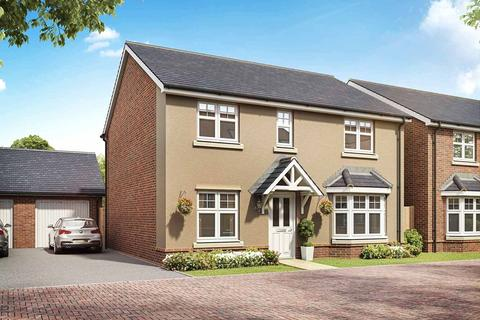 4 bedroom detached house for sale - The Manford - Plot 104 at Gwel yr Ynys, Cog Road CF64