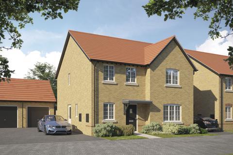 4 bedroom detached house for sale - Plot 49, The Oak at Longwood Grange, Lisvane, Cardiff CF23