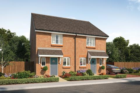 2 bedroom semi-detached house for sale - Plot 18, The Potter at Hollytree Walk, Bromley Road, Colchester CO4