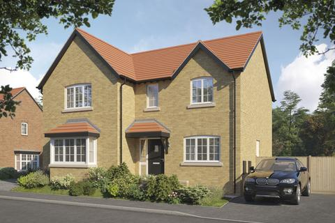 4 bedroom detached house for sale - Plot 47, The Sycamore at Longwood Grange, Lisvane, Cardiff CF23