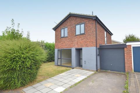 3 bedroom link detached house for sale - Bury Hill, Woodbridge, IP12 1JD
