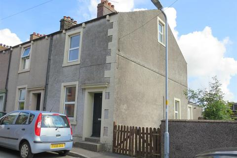 3 bedroom end of terrace house to rent - Brough Street, Aspatria, Wigton, CA7 3AT
