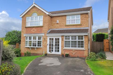 4 bedroom detached house for sale - Penmore Lane, Hasland, S41