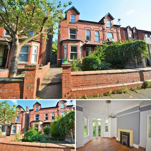 5 bedroom semi-detached house to rent - Cleveland Road, Manchester, M8