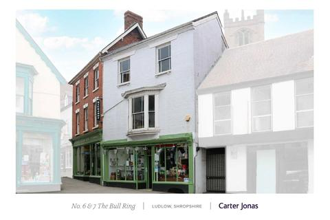 Land for sale - The Bull Ring, Ludlow, SY8
