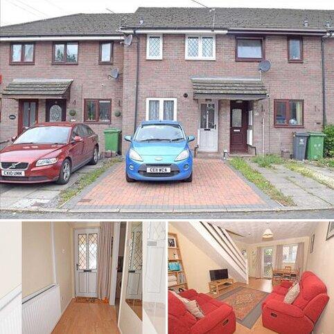 2 bedroom terraced house for sale - DOWNLANDS WAY, RUMNEY, CARDIFF