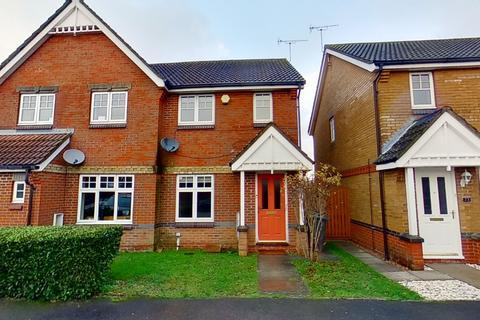 2 bedroom semi-detached house for sale - Gordon Close, Ashford, TN24 8RG
