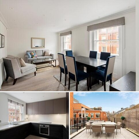 3 bedroom flat to rent - 15a North Audley Street, Mayfair, London, W1K