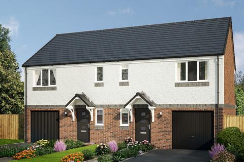 3 bedroom semi-detached house for sale - Plot 39, The Newton at Kingspark, Gillburn Road DD3
