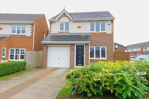 3 bedroom detached house for sale - JOYCE GROVE, PETERLEE, Peterlee, SR8 1QW