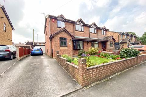 3 bedroom semi-detached house for sale - Mobberley Road, Goldenhill, Staffordshire, ST6 5SU