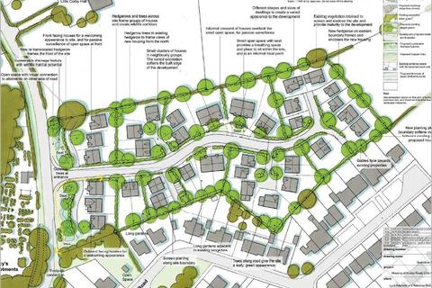 Plot for sale - Land at Little Corby, Carlisle, Cumbria CA4 8QY