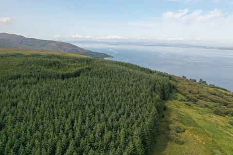 Land for sale - Corrie and An Tunna, Isle of Arran