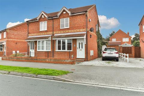 2 bedroom semi-detached house for sale - Cleeve Road, Hedon, Hull, HU12